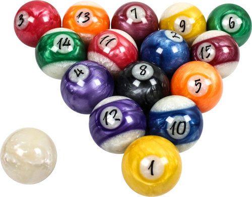 Designer Candy Pool Balls Set Pool Balls Ball Billiards