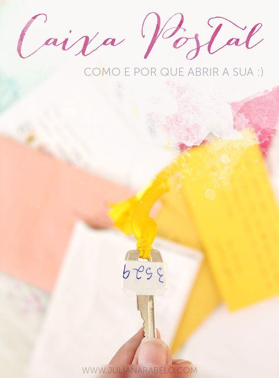 juliana rabelo | illustration: Como (e por que) criar uma Caixa Postal.