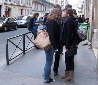 paris breakfasts: French Girl Friends