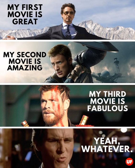 Which Is The Worst Mcu Movie?