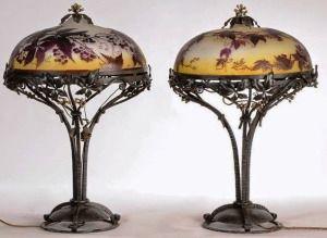Emile GALLE (1846-1904), le Maître-Verrier exceptionnel de l'Art Nouveau…