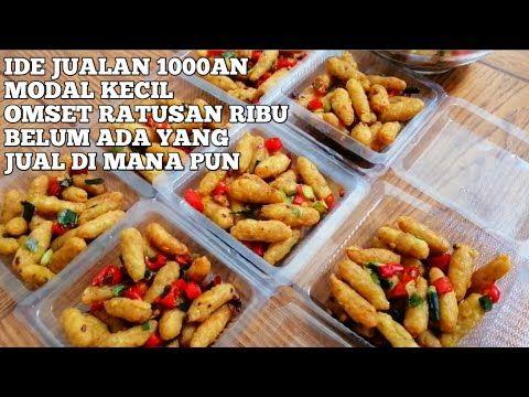 Ide Jualan 1000an Ide Bisnis Jajanan Ide Jajanan Murah Meriah Youtube Makanan Pedas Makanan Ringan Gurih Ide Makanan
