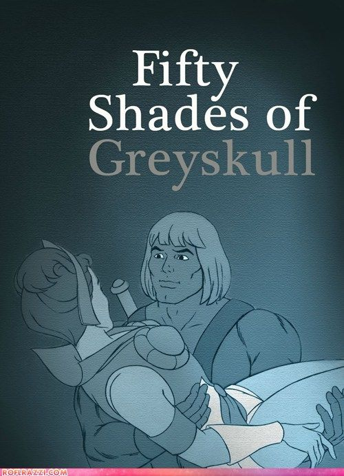 50 shades of greyskull
