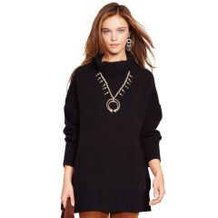Merino Wool Turtleneck Sweater - Polo Ralph Lauren Turtle & Mocknecks - RalphLauren.com