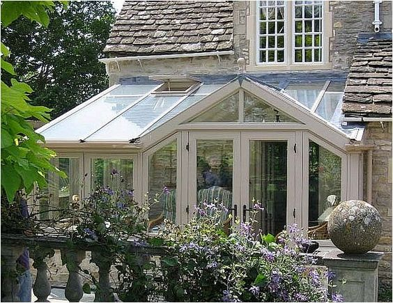 Gardens bespoke and conservatory on pinterest for Conservatories and garden rooms