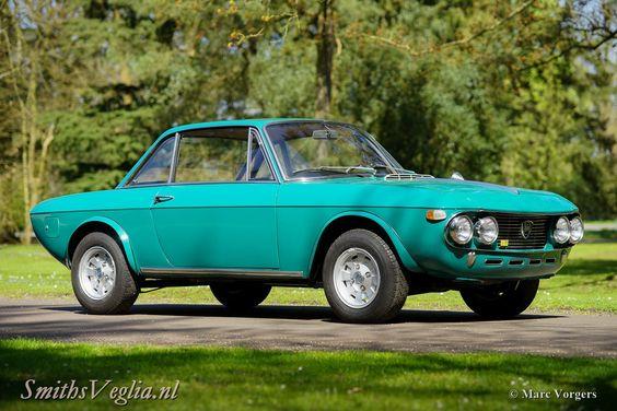 1969 Lancia Fulvia - 1.3S Rally Coupe Perfect Condition! | Classic Driver Market