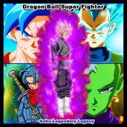 Dbs fighter . #dbz #dragonballz #goku