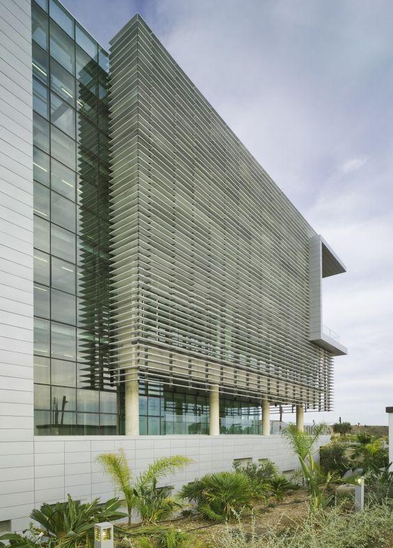 Edificio Fundación Tecnova / Ferre Arquitectos