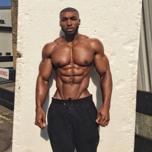 muscular people on steroids