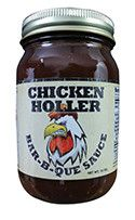 Chicken Holler Barbaque Sauce Honey and Roasted Garlic
