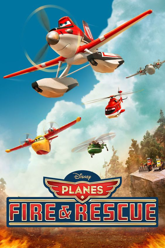 Planes: Fire & Rescue Full Movie. Click Image to Watch Planes: Fire & Rescue (2014)
