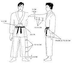 Makoto - LA TENUE || Le judogi