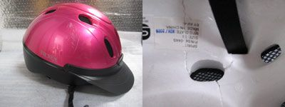 Great tips on when it's time to replace your riding helmet and why...