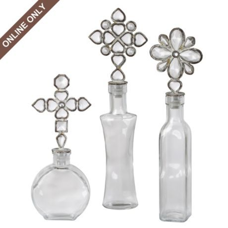 Spruce up any table top! #kirklands #glam+chic... love love love these!