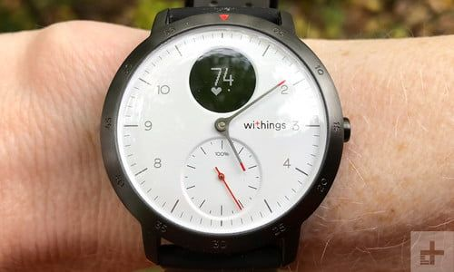 Withings Steel Hr Sport Is A Fitness Tracker You Ll Love Wearing Digital Trends Best Fitness Tracker Fitness Tracker
