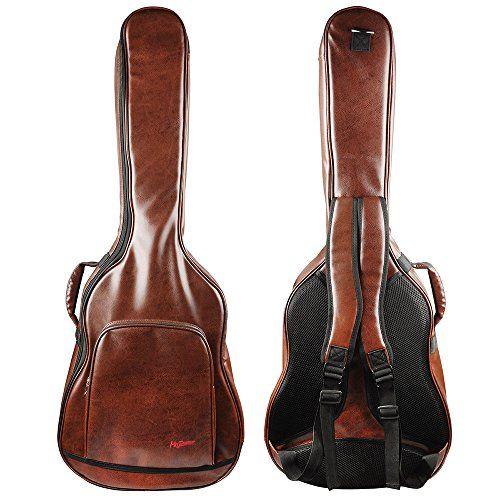 Mr Power Guitar Gig Bag For 40 41 Inch Full Size Acoustic Https Www Amazon Com Dp B06zyv8wqq Ref C Acoustic Guitar Case Guitar Accessories Acoustic Guitar