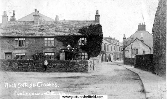 Rock Cottage, Toyne Street, Crookes