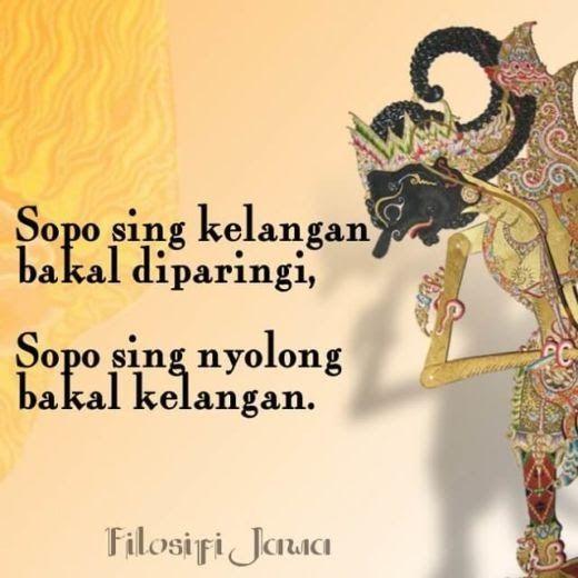 Dp Bbm Bijak Jawa Filosofi Orang Jawa Kerap Dianggap Magis
