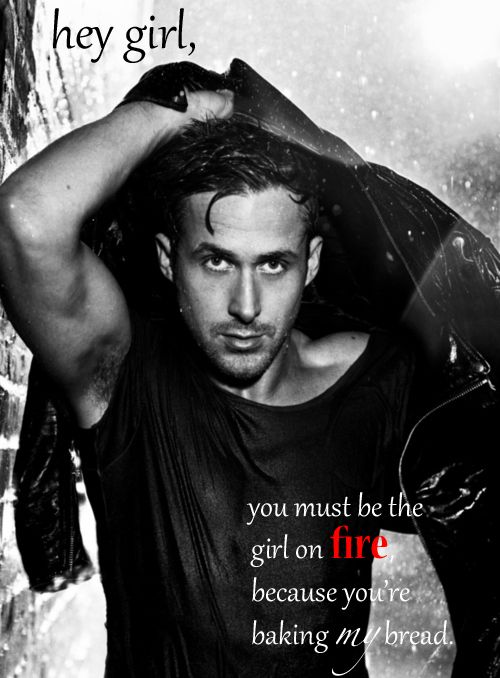 Chances are, you are not legally considered a human if you don't like The Hunger Games or Ryan Gosling. Both of these things sort of define the positive aspects of modern society, and the only thing better than the two of them apart is the two of them together. In our time, we have seen [...]: