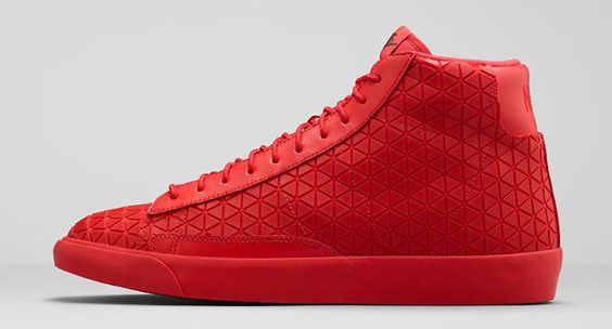 Nike Blazer MID Metric UNIVERSITY RED