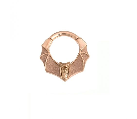 Lilith Bat septum ring(!)