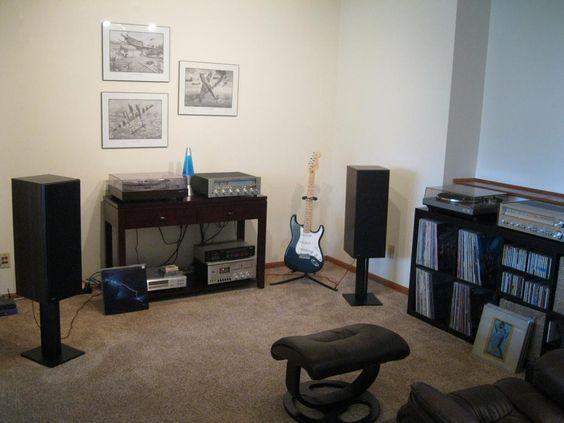 Music room #vinyl
