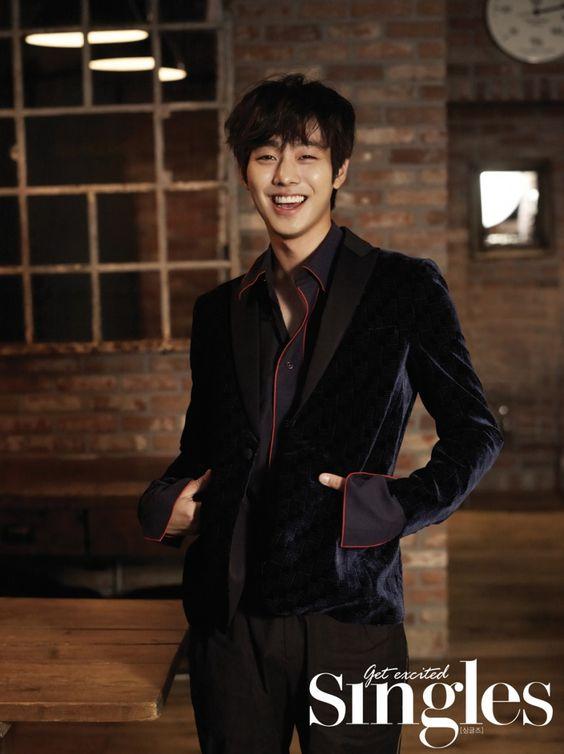 Ahn Hyo-seop / Singles