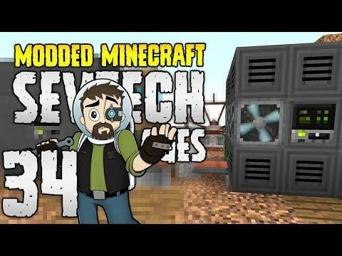 Minecraft Sevtech Ages 34 Modular Machinery Modded Minecraft 1 12 2 Minecraft Mods Minecraft Minecraft 1