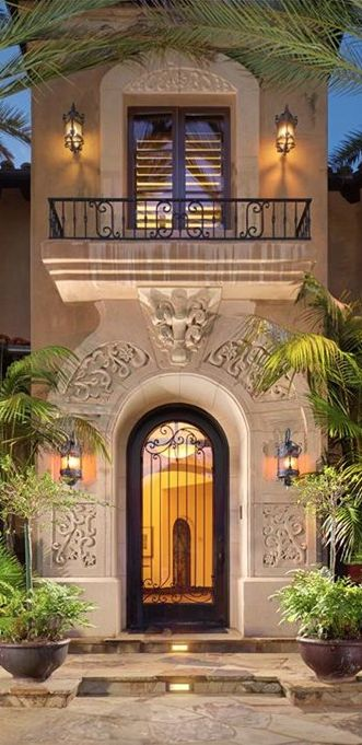 Http://credito.digimkts.com Fijar Crédito Ahora (844) 897 3018 Old Worldu2026    FACHADAS   Pinterest   Spanish, Mediterranean Style And House