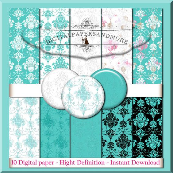 Digital images   Instant download    n. 10 by Digitalpapersandmore #printables #digitalpapers #instantdownload  #vintage #decoupage #etsyshop #etsy #scrapbooking  #giftcard #wedding #christmas