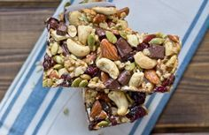 Tart cherries, Granola bars and Granola on Pinterest