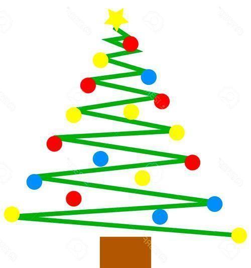 Christmas Trees Cartoon Cartoon Christmas Trees In 2020 White Christmas Tree Decorations White Christmas Decorations Diy Red Christmas Tree