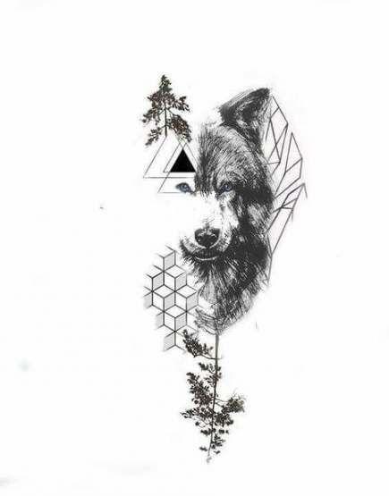 51 Ideas Tattoo Geometric Forearm Wolves Tattoo Maori Art Wolf Tattoo Design Geometric Tattoo