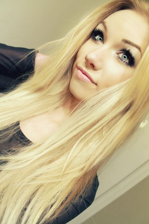 Pretty Blonde Hair Tumblr Name Holly Bush Colored
