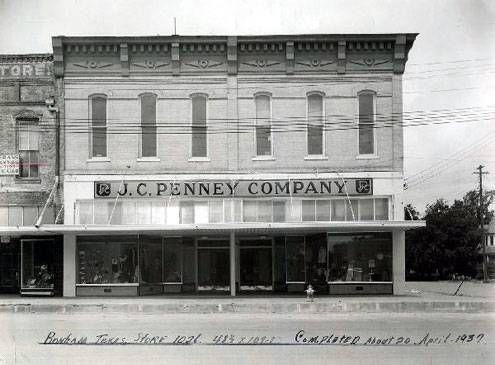 Pin On Vintage Bonham And Fannin County Photos