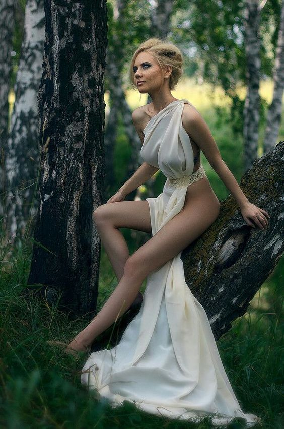 Sexy, Wood nymphs and Girls on Pinterest