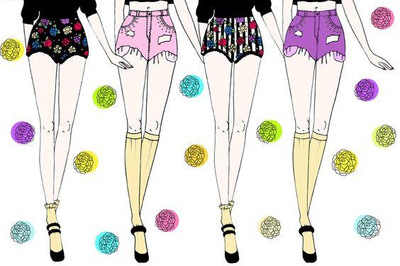 Hot pants: 5 cose che dovete sapere
