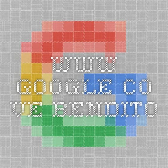 www.google.co.ve   bendito