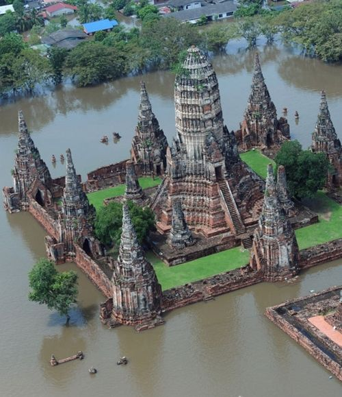 I'd like to pop into Cambodia just to see teh ancient temples of Ankor Wat