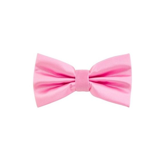 Cotton Candy Polyester Pretied Bow Tie | Ties.com - Free Shipping on... ($10) ❤ liked on Polyvore featuring accessories