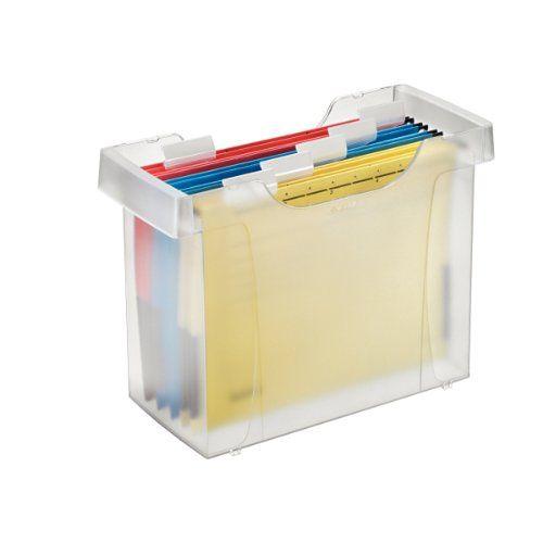 Esselte Leitz Boite De Rangement Transparente Avec Dossiers Suspendus Amazon Fr Fournitures De Bureau Boite De Rangement Rangement Dossiers Suspendus