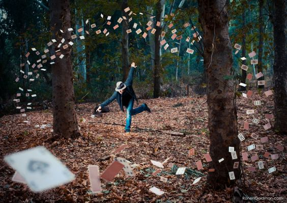 """Ronen Goldman recreates his mesmerizing and haunting dream fragments in a six-year series called The """"Surrealistic Pillow"""" Project."""