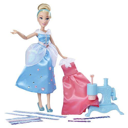 Disney Princess Cinderella's Stamp 'n Design Studio Set $29.99
