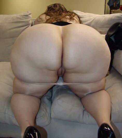 Big fat chubby ass