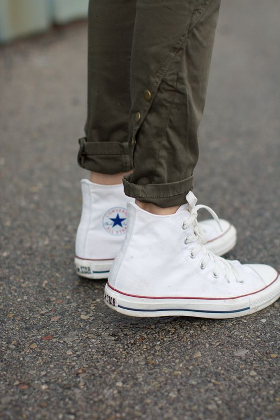 Hello Fashion: Wifey   Outfits with converse, Tomboy fashion, High ...