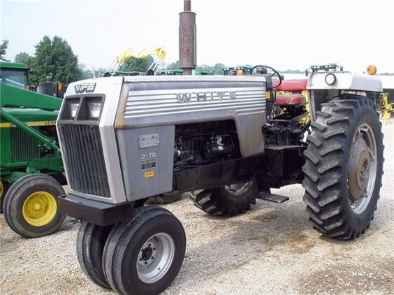 195 White Tractor : White tricycle tractors pinterest
