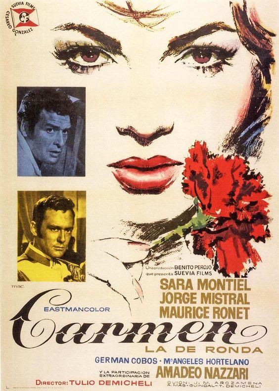 Carmen de Grenade [film 1957]