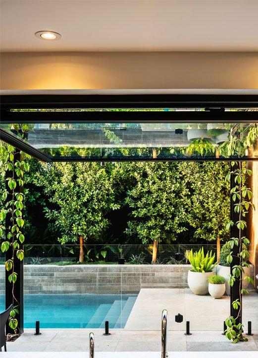 Esjay Landscapes Pools Melbourne Pool And Outdoor Design Garden Pool Design Pool House Ideas Backyards Pool Landscape Design