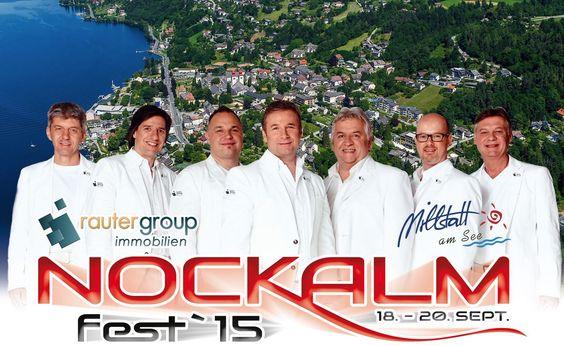 Nockalmfest 18. – 20. Sept. 2015 in Millstatt am See/Kärnten