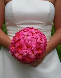 Biedermeierstrauß als Brautstrauß!
